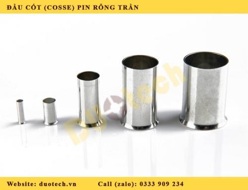 Đầu Cốt (Cosse) Pin Rỗng Trần – Đầu Cos Tín Hiệu Trần – Đầu Cốt Điện Bằng Đồng.